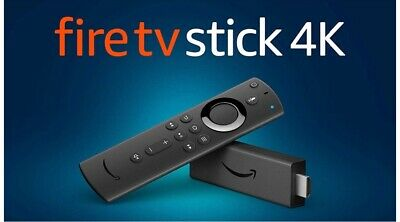 Fire TV Stick 4K Ultra HD with all-new Alexa Voice Remote