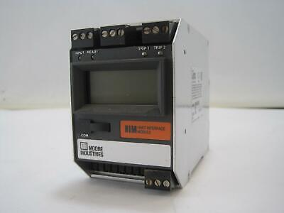 Moore Industries HIM/Hart/3AO/24DC (DIN) Hart Interface Module
