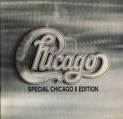 Chicago 2018 Special Ii Edition Tour Program Book / Peter Cetera / Terry Kath
