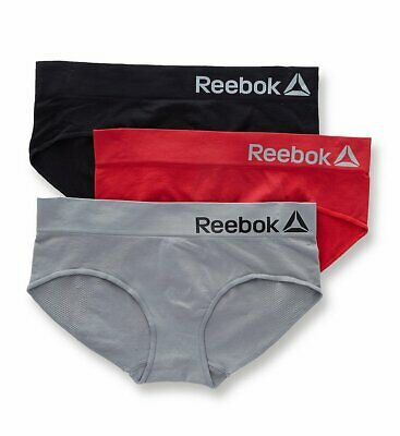 99c00466d012 REEBOK 191UH03 SEAMLESS Hipster Panty - 3 Pack - $11.95 | PicClick