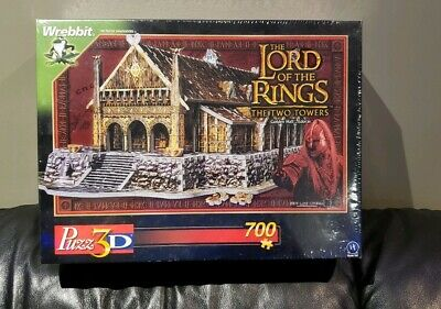 Puzz 3D Lord of the Rings The Two Towers Puzzles & Geduldspiele