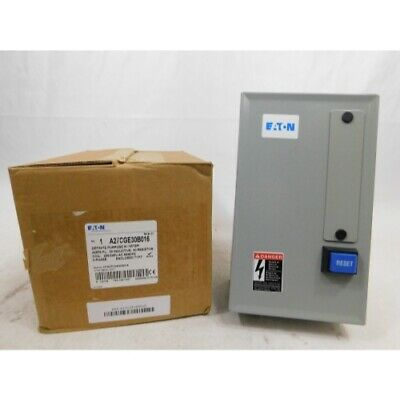 Eaton A27CGE30B016 Def Purpose Starter, 1Ph, 30 Ind/40 Res Amps