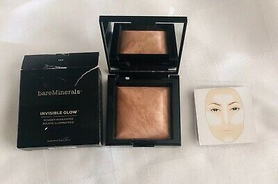 Invisible Glow Powder Highlighter, BARE MINERALS, Tan