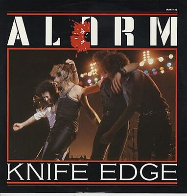 "Alarm Knife Edge - 12"" EP"