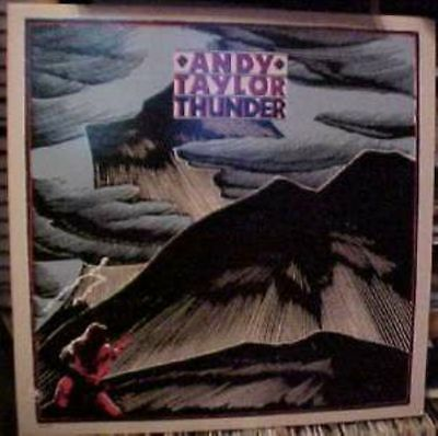 Andy Taylor Thunder Lp Hard to find on cd Duran Duran NEW SEALED