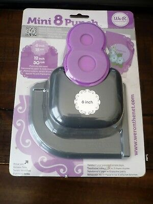 Mini 8 Punch by We R Memory Flourish 71289-3