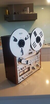 Akai Reel to Reel GX-635D in mint condition