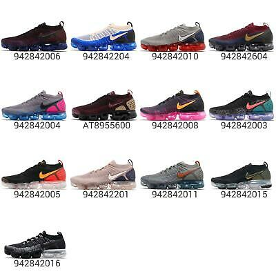 promo code 473f2 a53f1 Nike Air VaporMax Flyknit 1 2 Mens Running Shoes Lifestyle Sneakers Pick 1