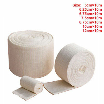 Elasticated Tubular Elastic Bandage Compression Support Natural 5cm-12cm 10M