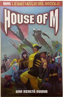 Marvel Le Battaglie Del Secolo Num. 19 House Of M