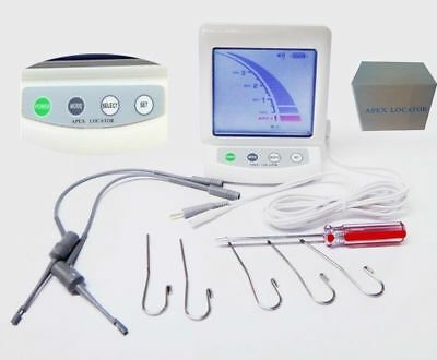 Dental Endodontic Apex Locator Root Canal Treatment Finder LCD screen UK SX