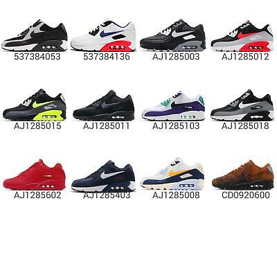 brand new 0f0a3 ab1c2 Nike Air Max 90 Essential OG Men Running Casual Shoes Sneakers Pick 1