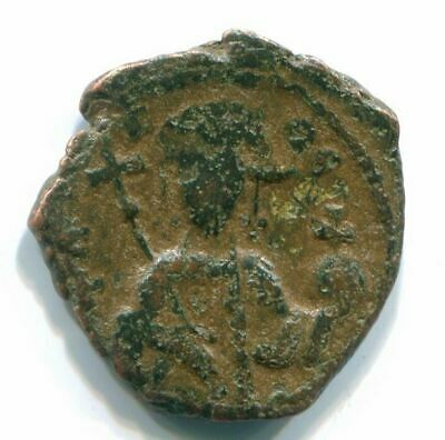 Authentic BYZANTINE EMPIRE  Coin ANC12877.7