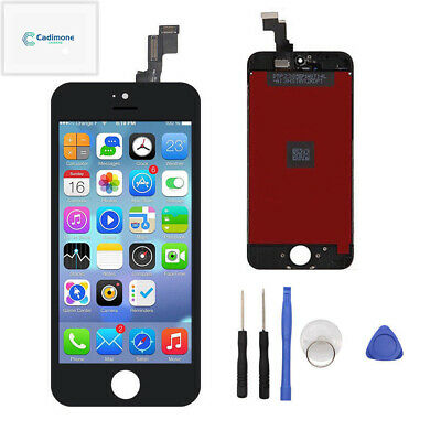 New For iPhone 5SE LCD Display Touch Screen Digitizer Assembly Black White AAA