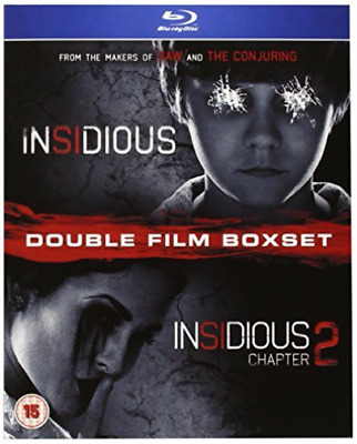 Heather Tocquigny, Chelsea ...-Insidious/Insidious - Cha (UK IMPORT) Blu-ray NEW