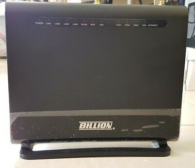 Billion BiPAC 8700VAXL - Triple-WAN Wireless-1600Mbps 3G/4G LTE and VDSL2 VOIP
