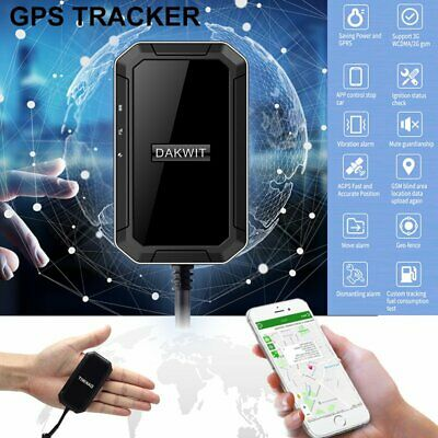 Mini Vehicle Motorcycle 3G GPS/GSM/GPRS Realtime Tracker Tracking Locator Device