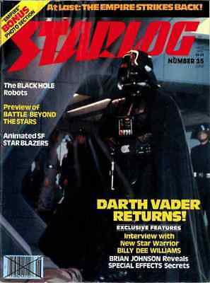 STARLOG MAGAZINE on DVDs GREAST SCIENCE FICTION FILM MAG ALMOST 400 ISSUES