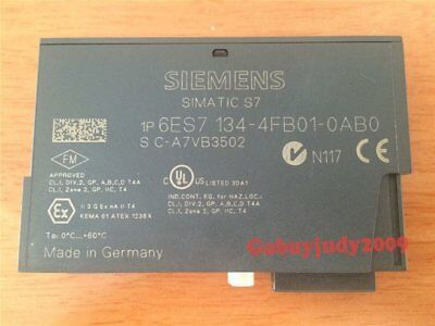 1PC USED SIEMENS 6ES7134-4FB01-0AB0  Tested It In Good Condition