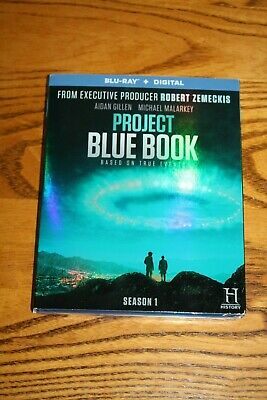 Project Blue Book - Bluray And Digital Set - Season 1