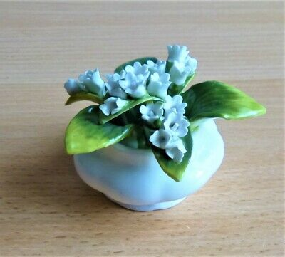 Royal Albert Flower Posy, Rare Lily-Of-The-Valley Posey
