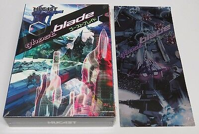 Ghost Blade Spectre-3 Collector's Edition 3 Disc CE Sega Dreamcast * NEW Sealed