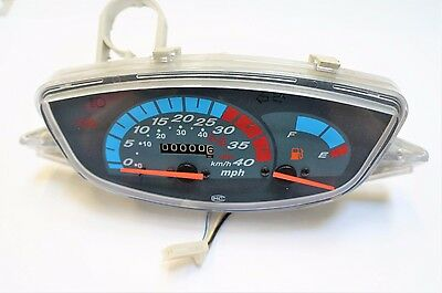 Chinese Speedometer Cluster with Fuel Gauge