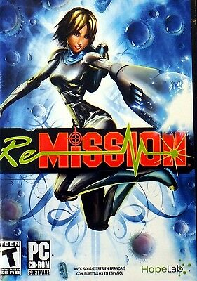 ReMission (PC)  SUBTITLES IN FRENCH AND SPANISH action game