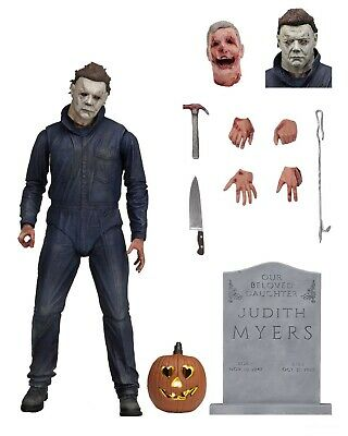 "Halloween (2018 Movie) - 7"" Scale Action Figure - Ultimate Michael Myers - NECA"