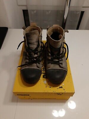 quality design 61da6 19e5d neues Model !! YELLOW CAB Herrenschuhe Boots INDUSTRIAL ...