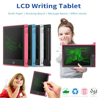 4.5inch Electronic LCD eWriter Graphic Drawing Tablet Writing Pad Painting Board