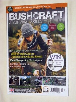 Bushcraft & Survival Skills magazine issue 71