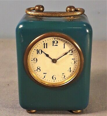Antique HAC Alarm Clock. Not Working