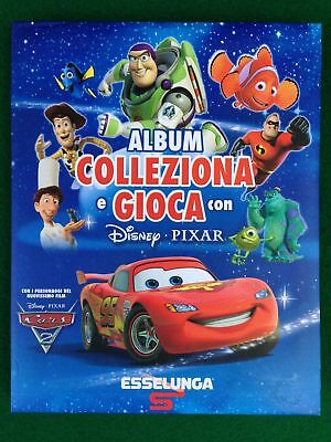 evado mancoliste ALBUM Figurine Card DISNEY PIXAR 4 CARD € 1,00