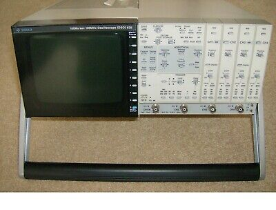 Gould Oscilloscope DSO630