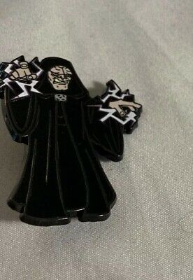 Star Wars Celebration Chicago 2019 Exclusive Emperor Palpatine Trading Pin (NEW)