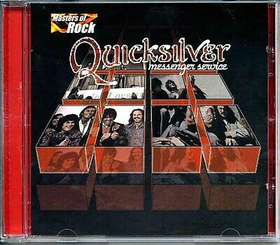 SEALED NEW CD Quicksilver Messenger Service - Masters Of Rock