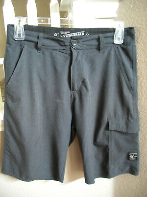36292883e3 Vanphibian Board Shorts Vans Dark Gray Black Mens Boys size 30 Stoaked  Soaked
