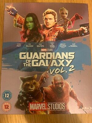 Guardians of The Galaxy Vol 2  Blu Ray