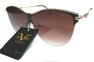 bf0d34acacaf NEW VERSACE 1969 ITALIA Lucca rimless cat eye Sunglasses 19V69 ...