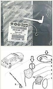 Alfa Romeo Giulietta Fuel flap Pin +Spring all models 2010-present