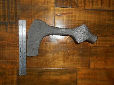 ancient viking battle axe medieval  rare