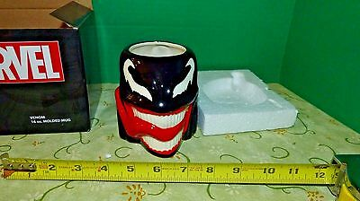 Marvel Venom Loot Crate Exclusive 16 oz Molded Mug Free Shipping