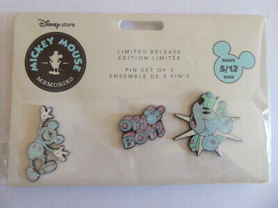 Disney Trading Broches 128281 Ds - Mickey Mouse Souvenirs - May - Ensemble