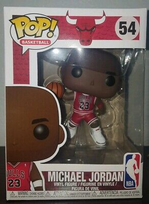 Funko NBA Pop #54 MICHAEL JORDAN Chicago Bulls AIR JORDAN