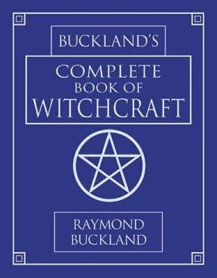 NEW Buckland's Complete Book Of Witchcraft By Raymond Buckland Paperback