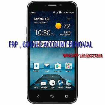 FRP GOOGLE ACCOUNT Removal Remove Service for Most ZTE
