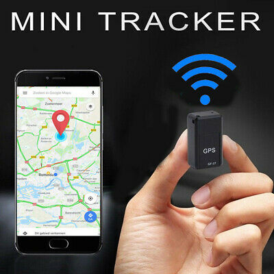 Magnetic Mini Car GPS Tracker Real Time Tracking Locator Device Voice Record New