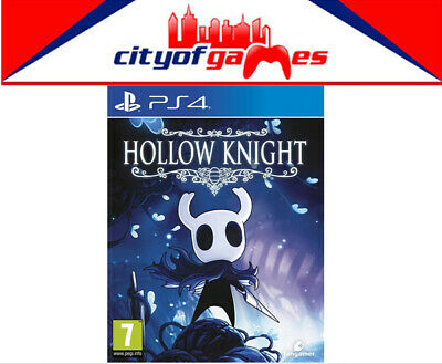 Hollow Knight PS4 Game Brand New & Sealed Pre Order