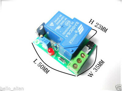 Battery Low Voltage 12V 30A Cut off Switch Controller Excessive Protection Board
